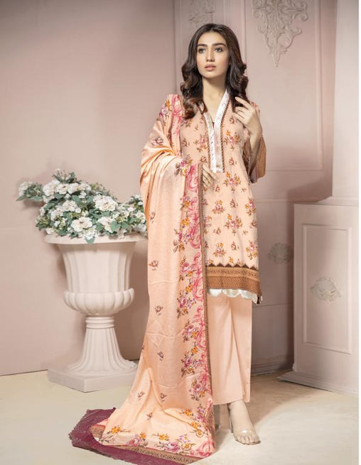 KRR 04 - SAFWA DIGITAL KARANDI-3 PIECE  PRINT COLLECTION -SHIRT Trouser and Duptta |SAFWA DRESS DESIGN| DRESSES| PAKISTANI DRESSES| SAFWA -SAFWA Brand Pakistan online shopping for Designer Dresses
