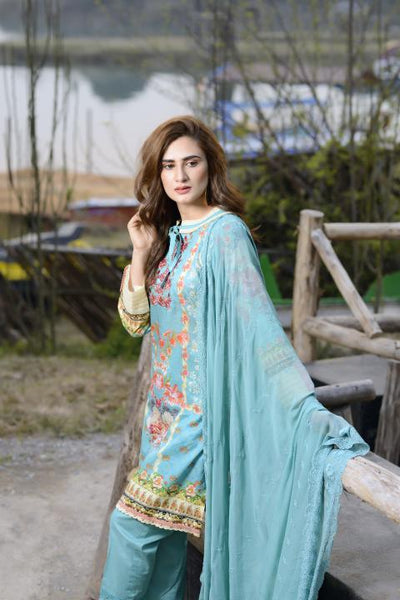 AC-04-SAFWA AWESOME COLLECTION Vol 1-3 PIECE SUIT SAFWA Three Piece Suit Dress Design, Pakistani Dresses, Online Shopping in Pakistan
