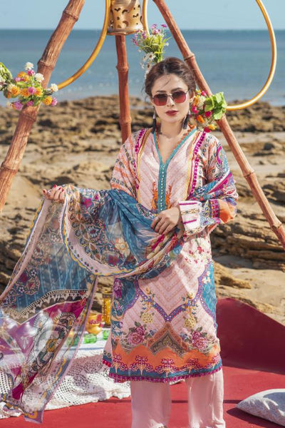 M 06-SAFWA LAWN-MODISH COLLECTION- PRINTED -2 PIECE DRESS - Safwa |Dresses| Pakistani Dresses| Fashion|Online Shopping
