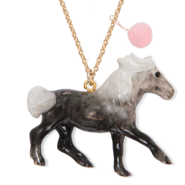 HILL PONY NECKLACE - DOODAH