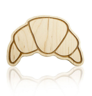 ECO WOODEN TEETHER 'THE HARLAN' - DOODAH
