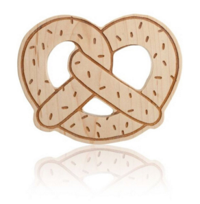 ECO WOODEN TEETHER 'THE SULLIVAN' - DOODAH