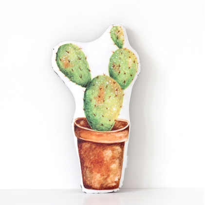 PRICKLY CACTUS CUSHION - DOODAH