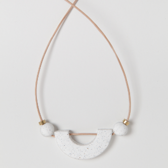 MATERIA SHAPE NECKLACE - DOODAH