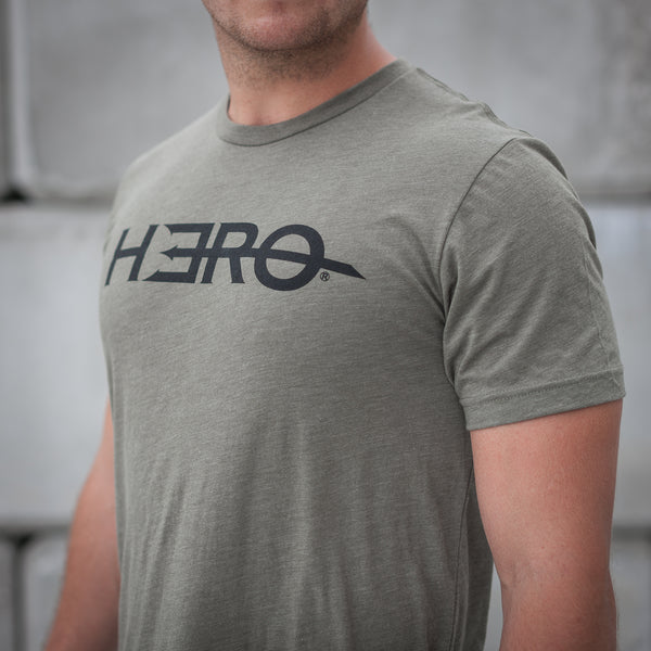 Hero Triblend Short Sleeve Shirt