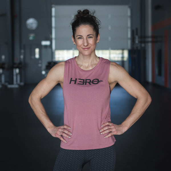 Hero Basic Sleeveless Tank - Women's
