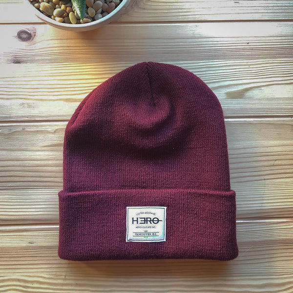 Edison Toque // Multiple Colours