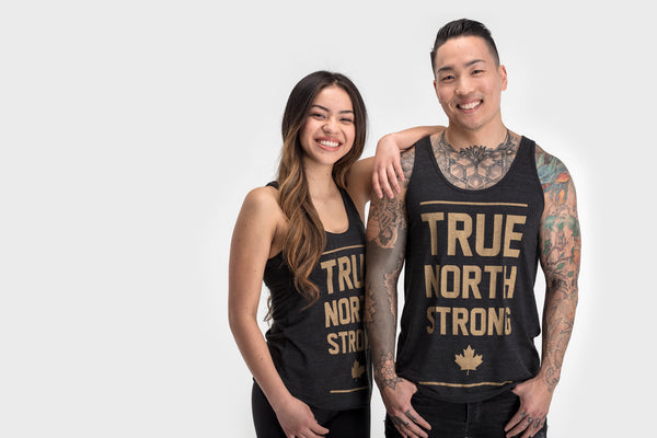 True North Strong Tank