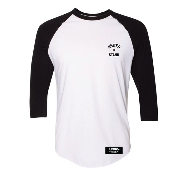 United We Stand Unisex Raglan