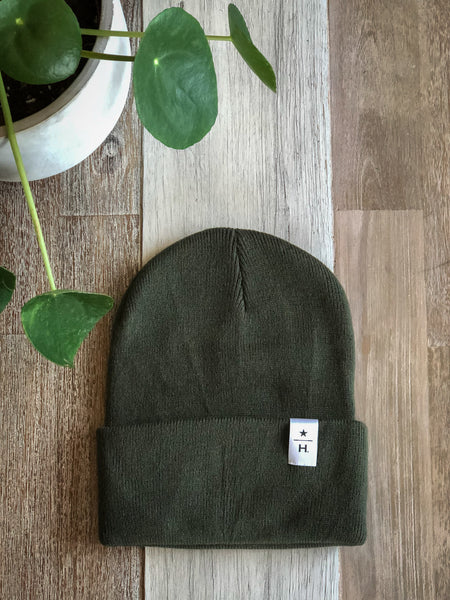 ICON II TOQUE // MULTIPLE COLOURS
