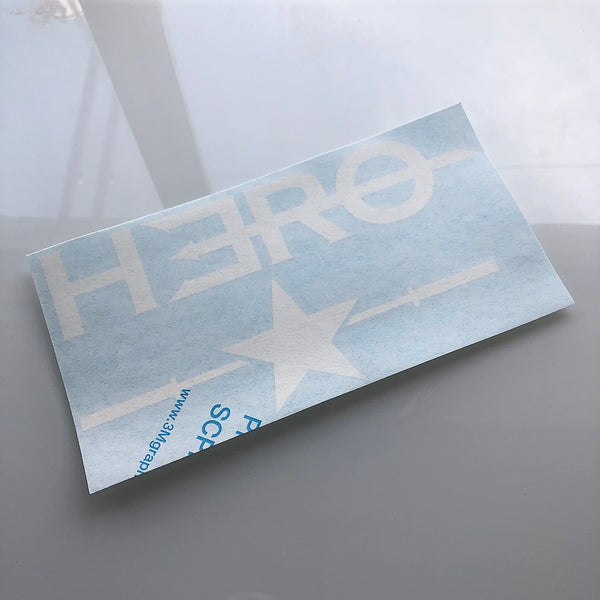 Hero Decals