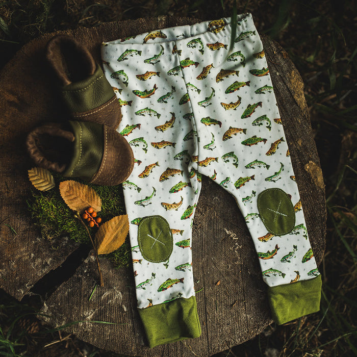 Trout |  Adventure Leggings