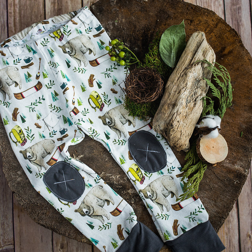 Camping Adventure |  Adventure Leggings
