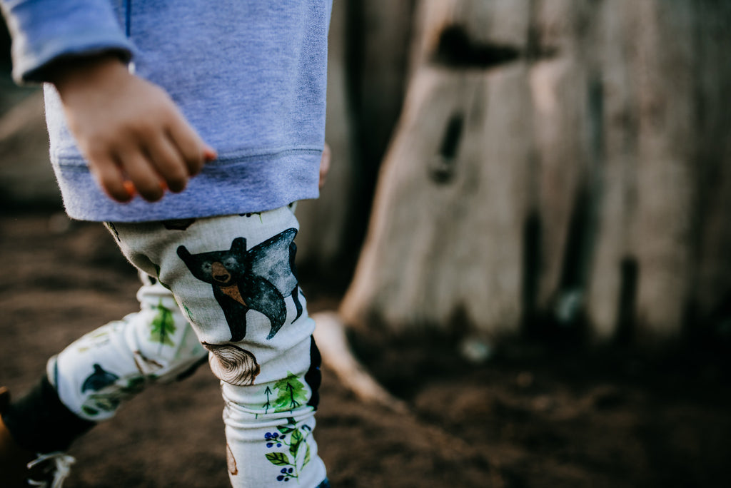 Hucklebeary |  Adventure Leggings