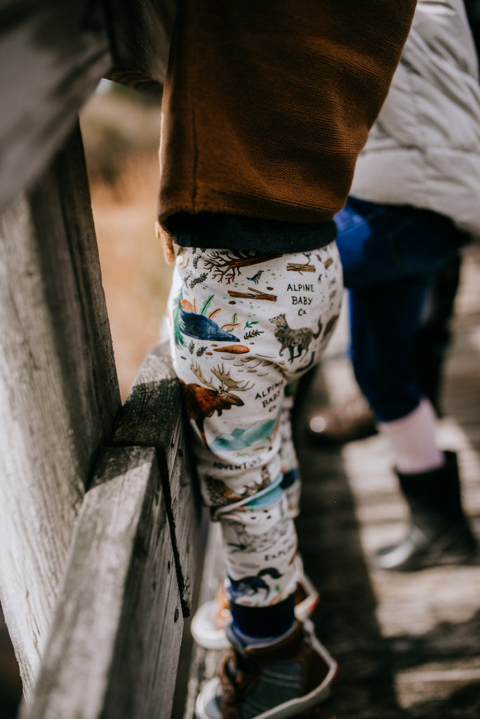 Wild Alpine |  Adventure Leggings