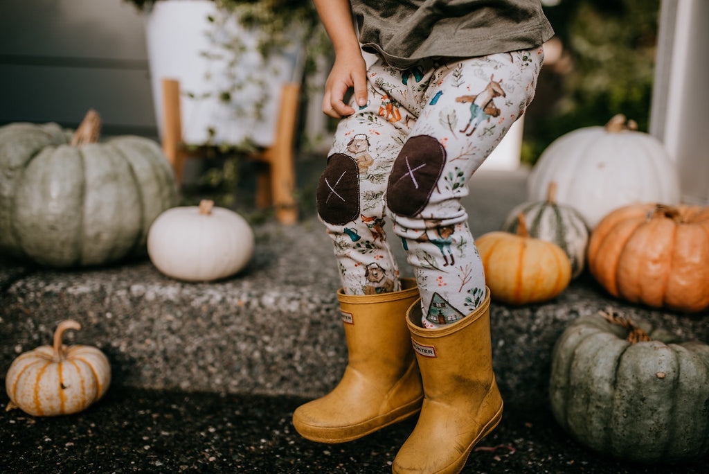 Cozy Cabin  |  Adventure Leggings