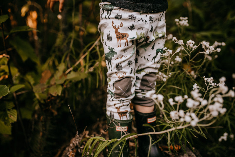 Call of the Wild   |  Adventure Leggings