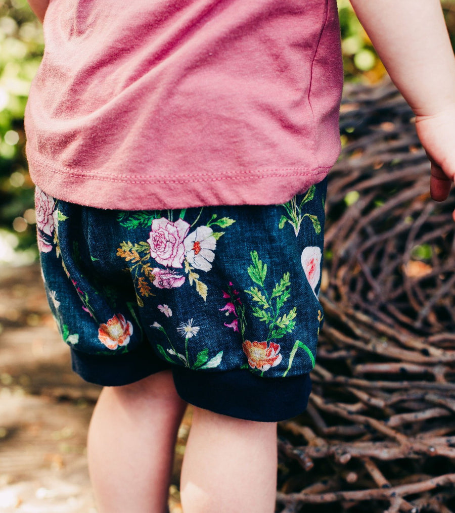 Summer Flowers    | Adventure Shorts