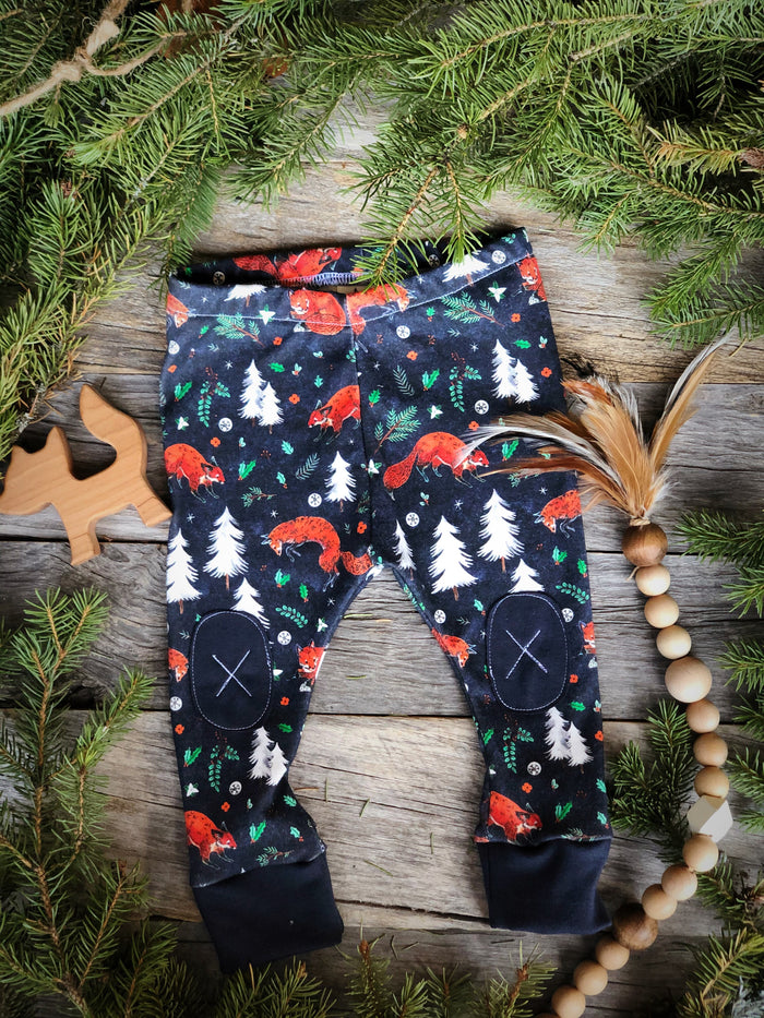 Winter Fox  |  Adventure Leggings