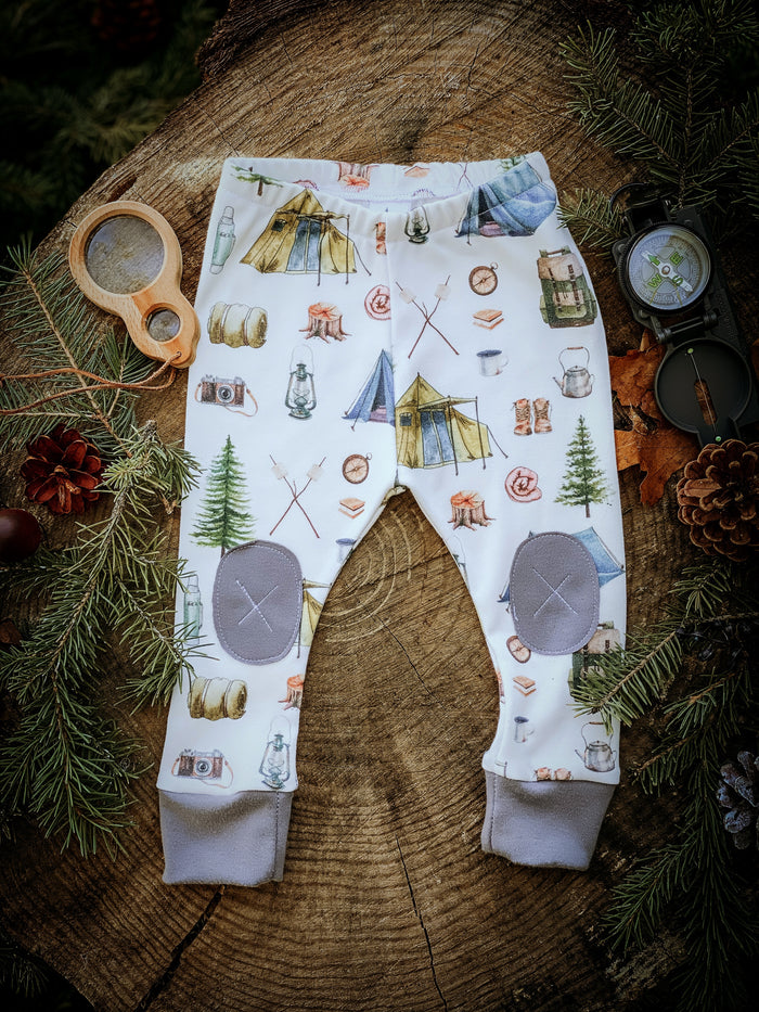 Camping   |  Adventure Leggings
