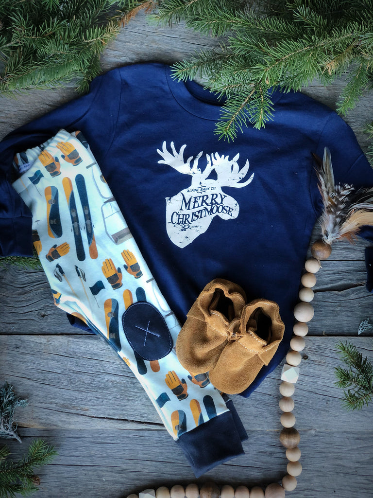 Christmoose | Toddler Tee