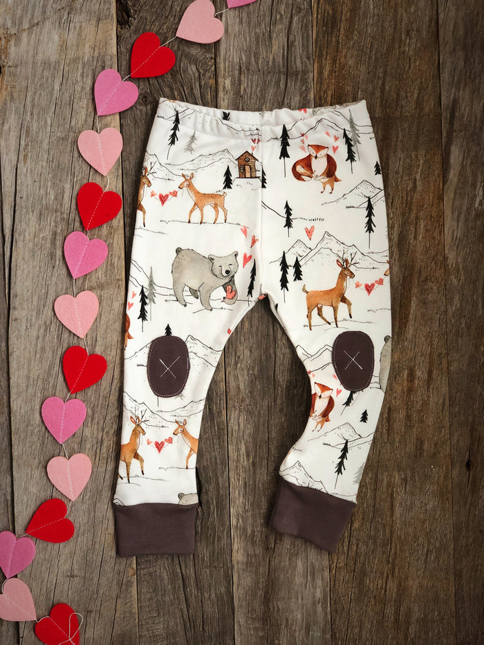 Owl Love You |  Adventure Leggings