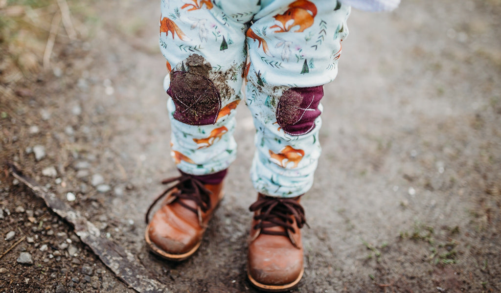 Woodland Meadow   |  Adventure Leggings