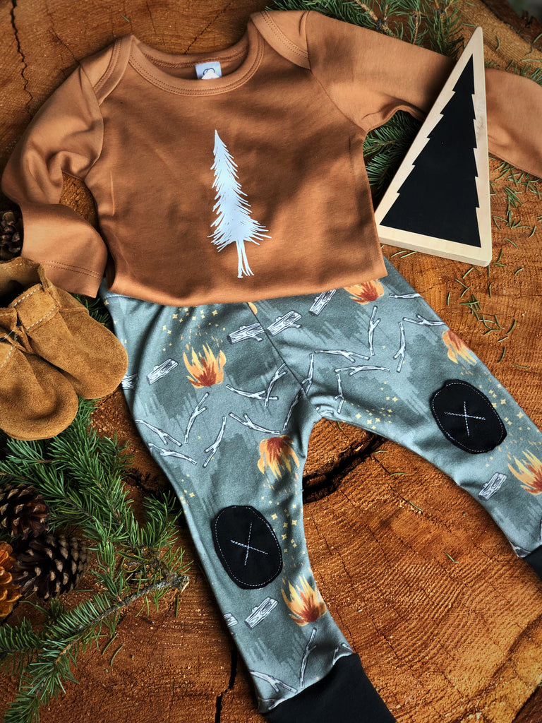 Campfire  |  Adventure Leggings