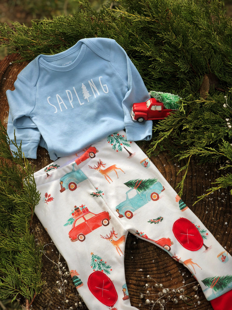 Vintage Holiday |  Adventure Leggings