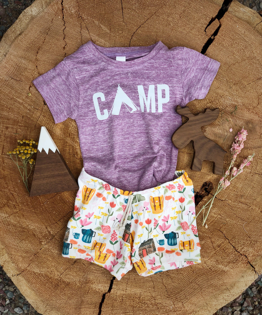 Summer Cabin  | Adventure Shorts
