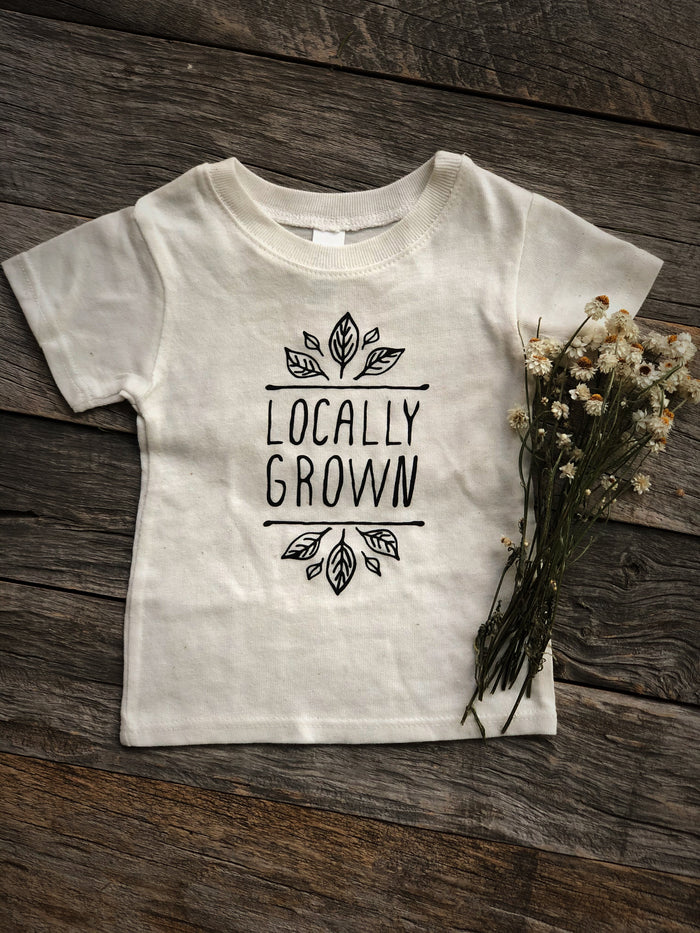 Locally Grown  | Tee