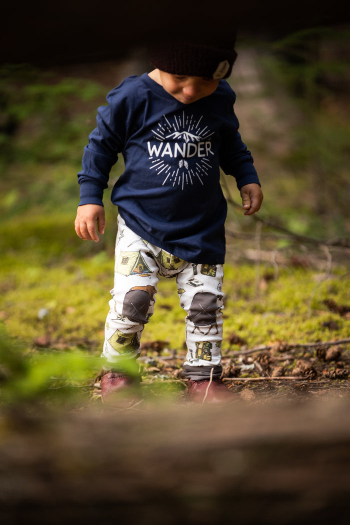 Wander  |  Toddler Tee