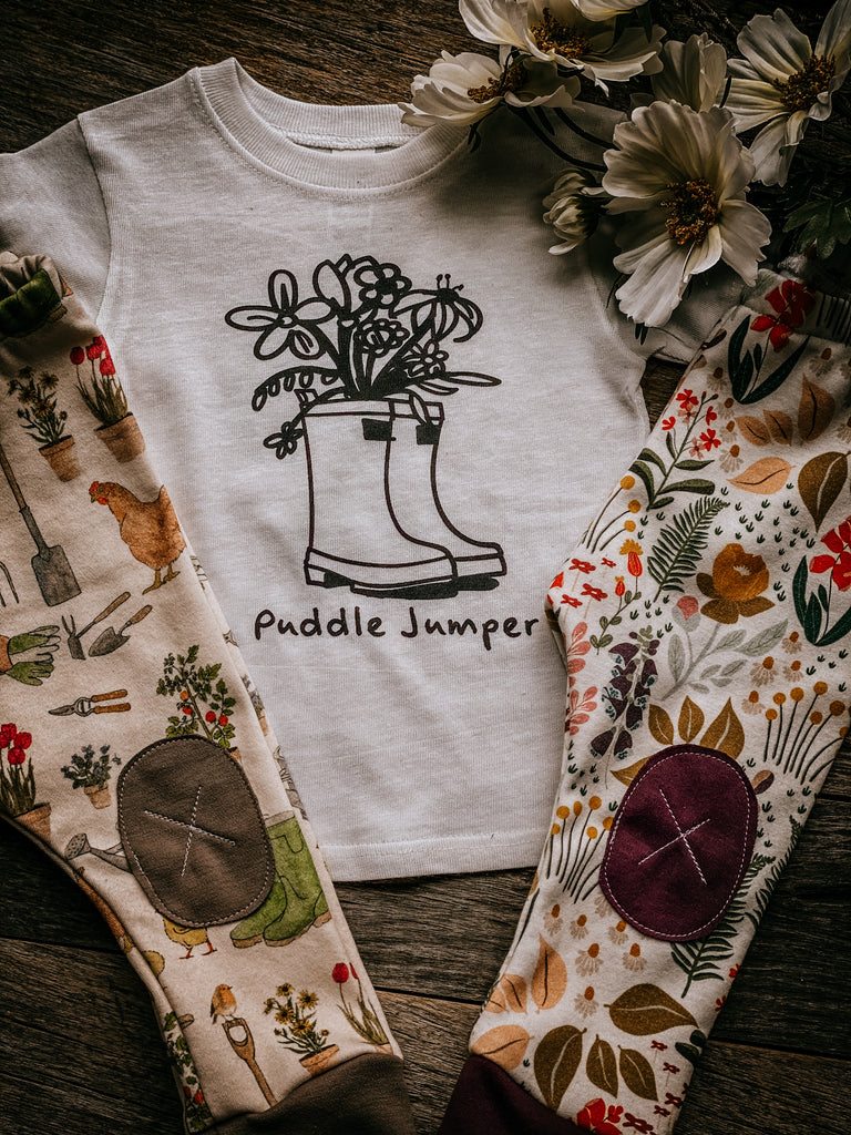 Spring Gardening  |  Adventure Leggings