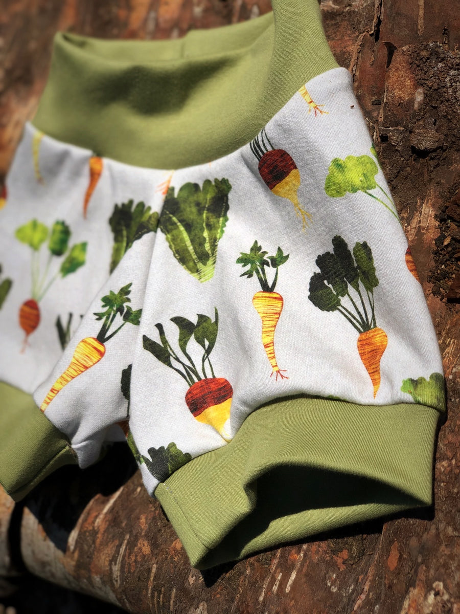 Veggies  | Adventure Shorts