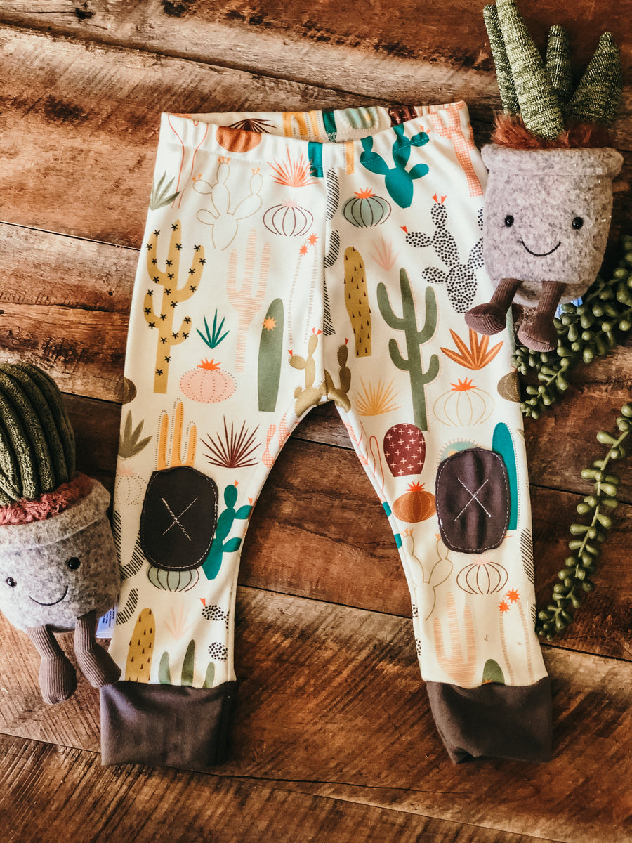 Cactus Hotel |  Adventure Leggings