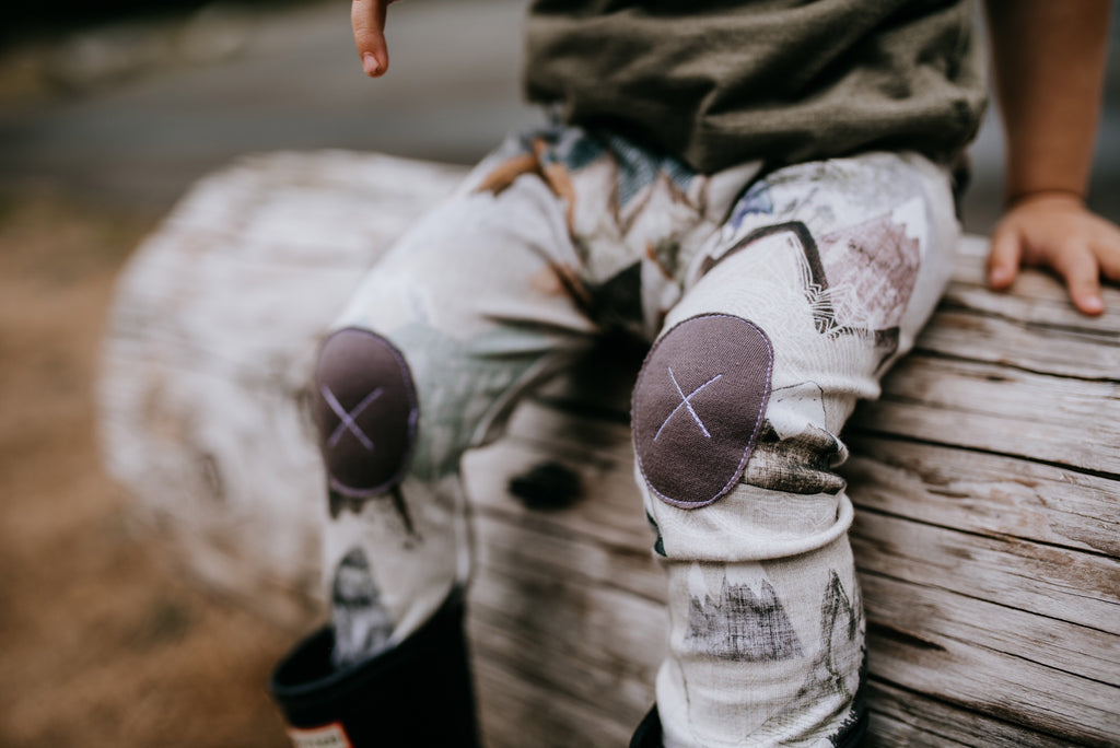 Call of the Mountains |  Adventure Leggings