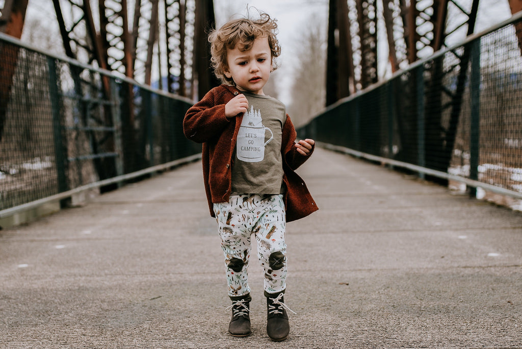 Camp |  Adventure Leggings