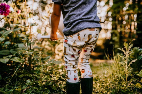 Garden Harvest  |  Adventure Leggings