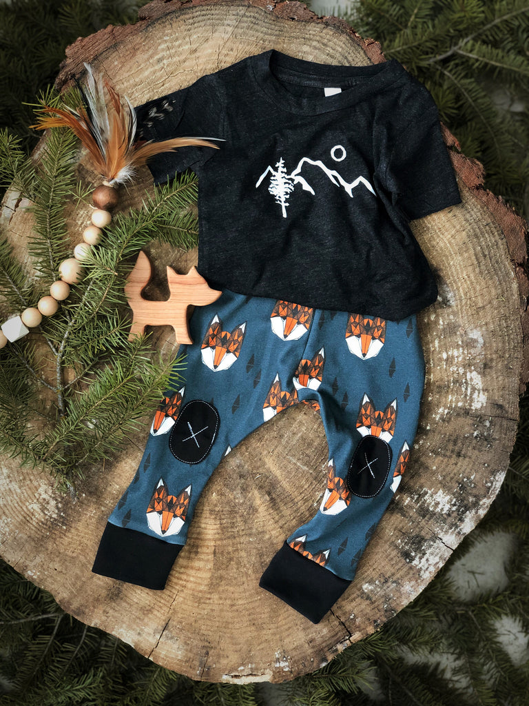 Foxy  |  Adventure Leggings