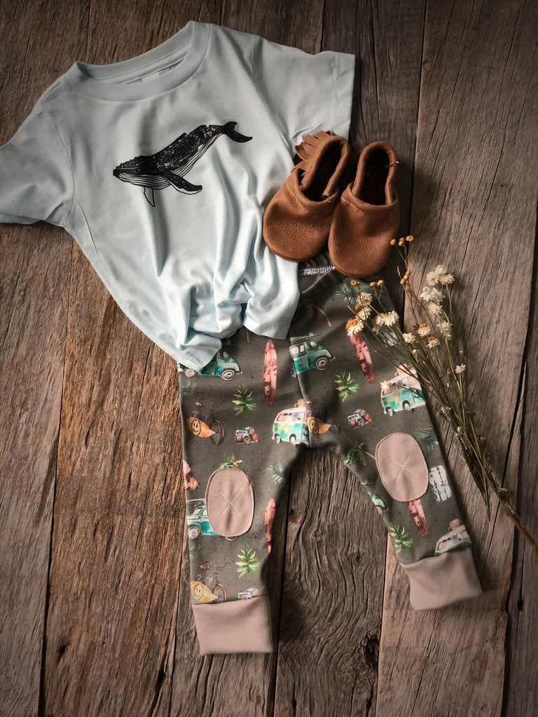 Beach Bum |  Adventure Leggings