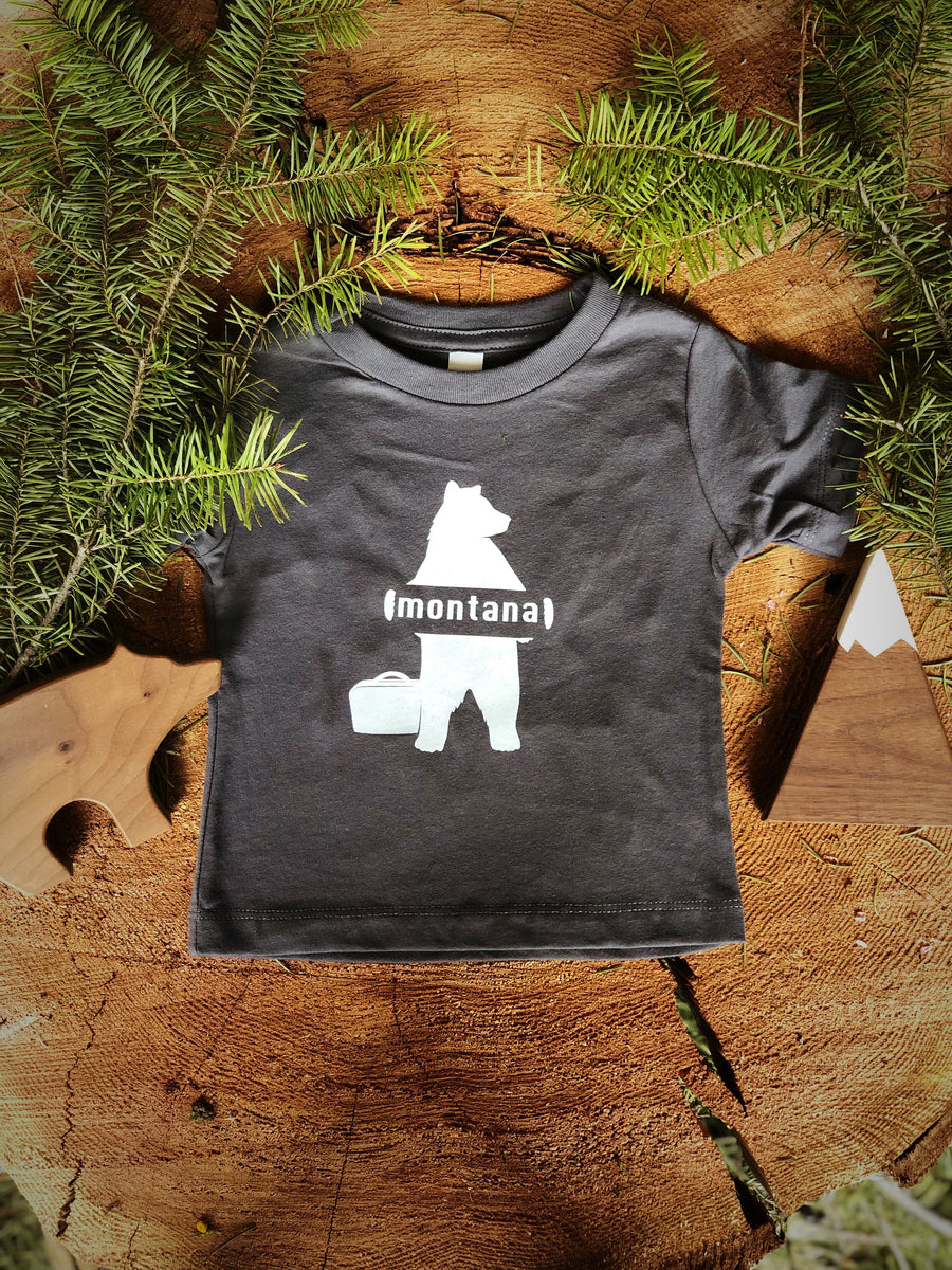 Hitchhiking Bear |  Tee SALE