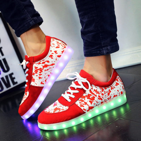 LED Shoes!