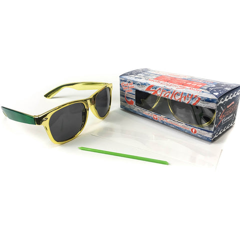 Scratchy's Customizable Sunglasses