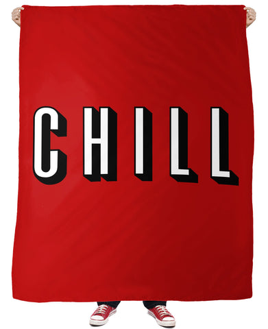 Chill Fleece Blanket