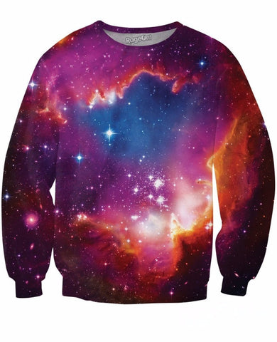 Cosmic Forces Sweatshirt
