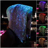 HolyThreads! Fiber Optic Hood - Lights Up! Pre-sale