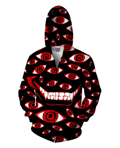 Control Art Restriction 666 Hoodie