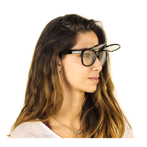 Ultra Double Diffraction Glasses
