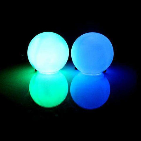 LED Multi-Color Poi - Lights Up!