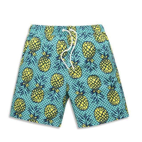 Pineapple Express Rave/Board Shorts